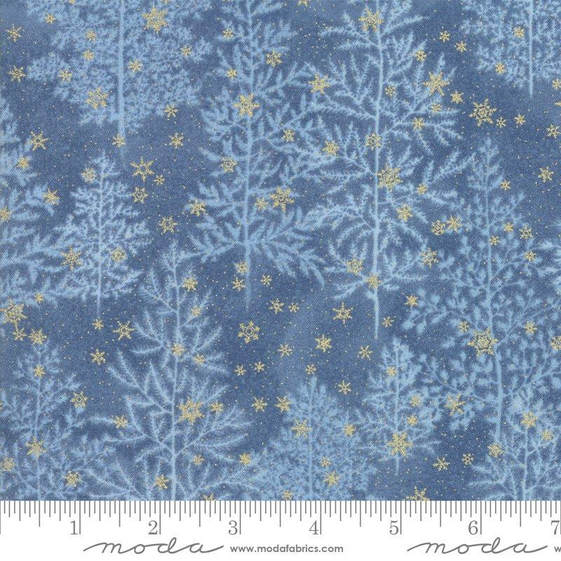 Forest Frost Glitter - Frozen Pond - Light Blue - 33520 16MG