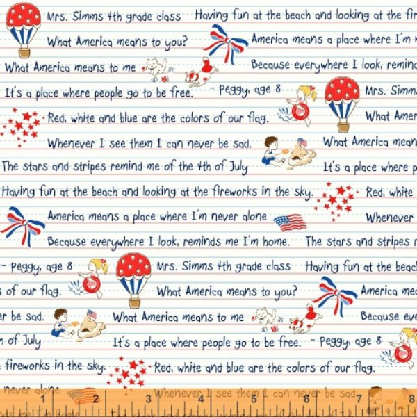 Storybook Americana  42342-X