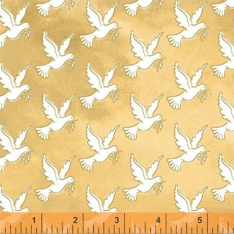 Faith - Doves - Gold 43027-2