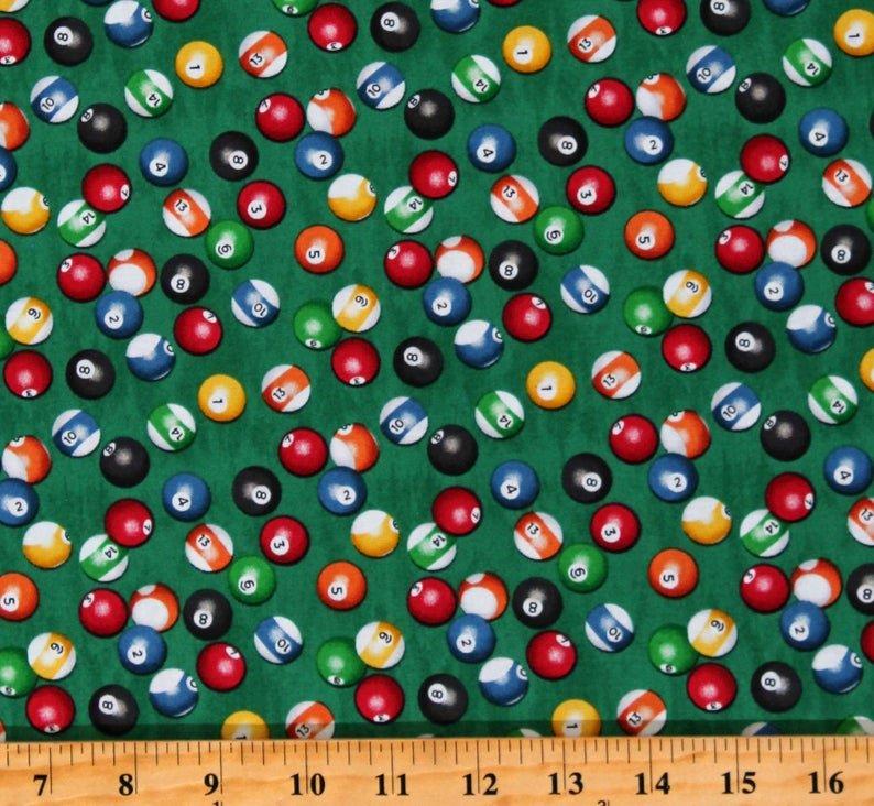 52412 3 - Billiard Balls