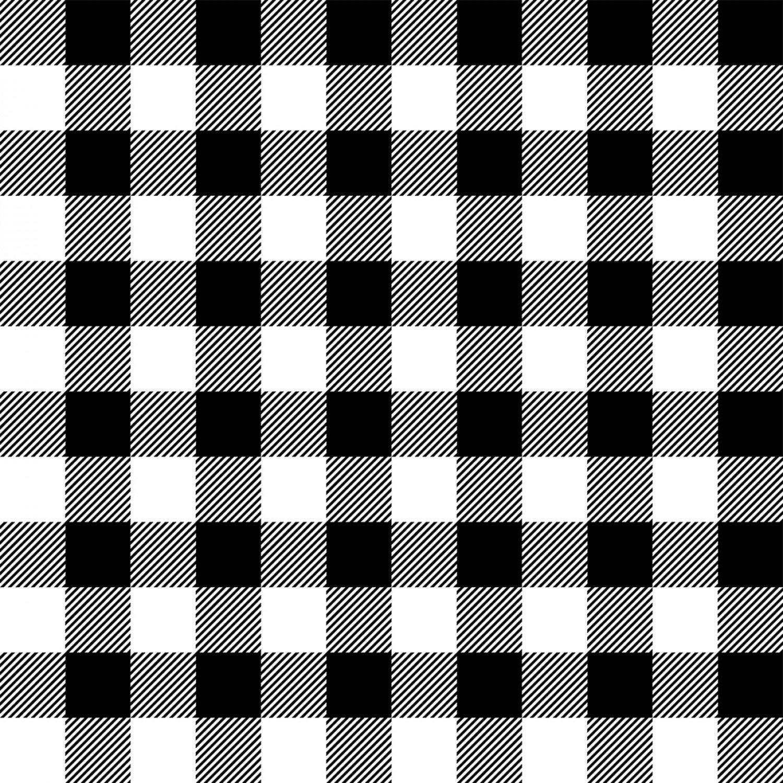 Black/White Check 9270 9