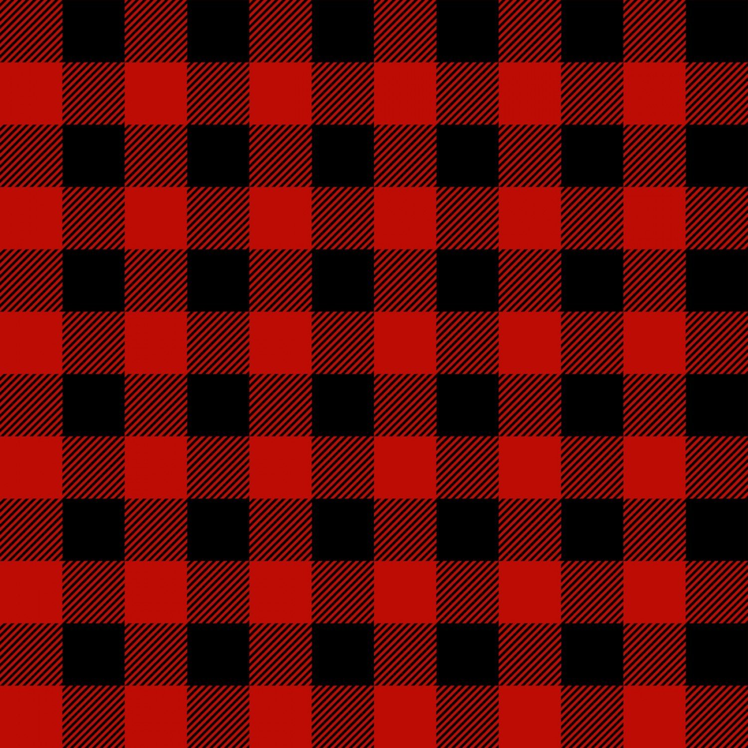Black/Red Check 9270 89