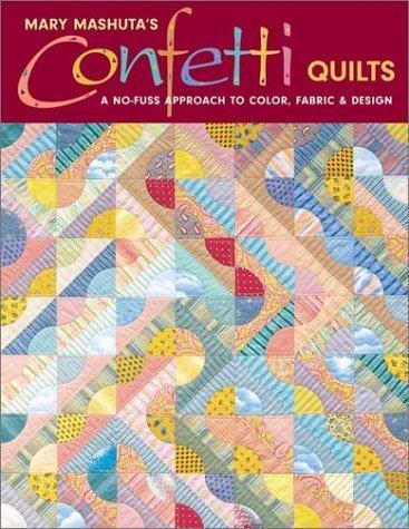 Books - Confetti Quilts