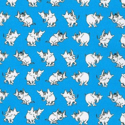 A Little Dr. Seuss - 20821-4 - Blue