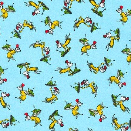 A Little Dr. Seuss - 20822-4 - Blue