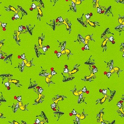 A Little Dr. Seuss - 20822-7 - Green
