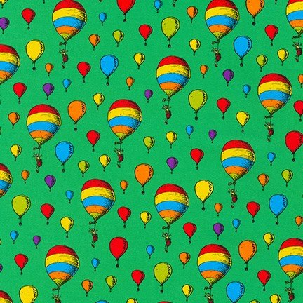 A Little Dr. Seuss - 20825-7 - Green