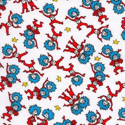 A Little Dr. Seuss - 20828-1 - White