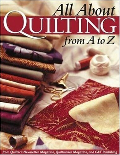 Books - All About Quilting from A to Z - E5810