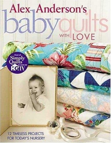 Books - Baby Quilts with Love - E8543