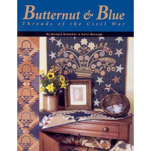 Books:Butternut & Blue Thrreads of the Civil War - E6665