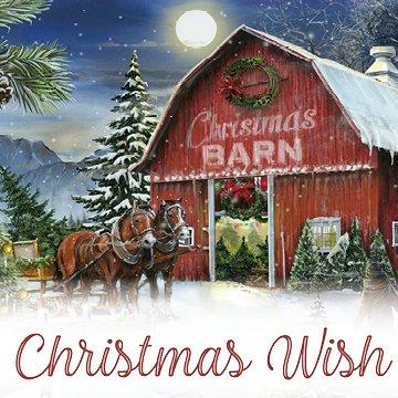 Christmas Wish - Panel - DP23463