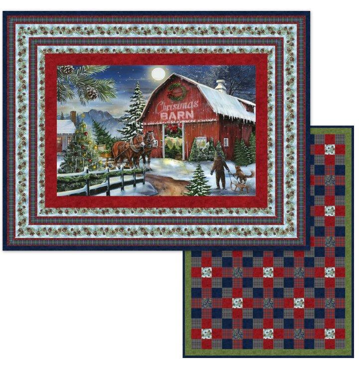 Christmas Wish - Christmas Comfort Pattern - PTN2651