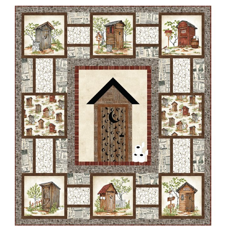 Call of Nature - PTN2760 - Pattern
