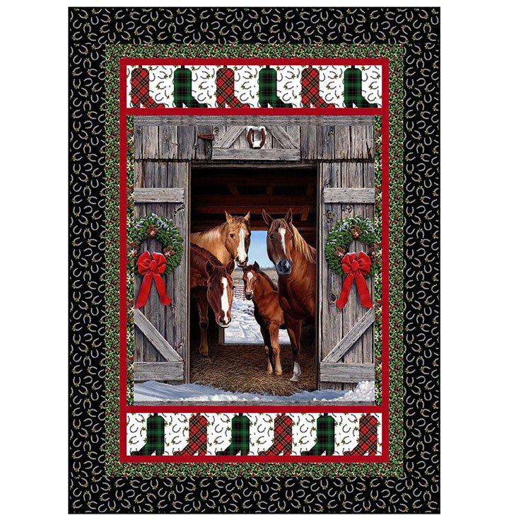 Hay... IT'S CHRISTMAS - PTN2771 10 - Pattern