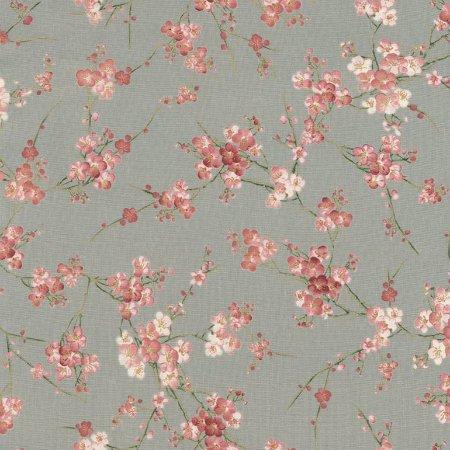 Sakura by Timeless Treasure   CM6161 Grey