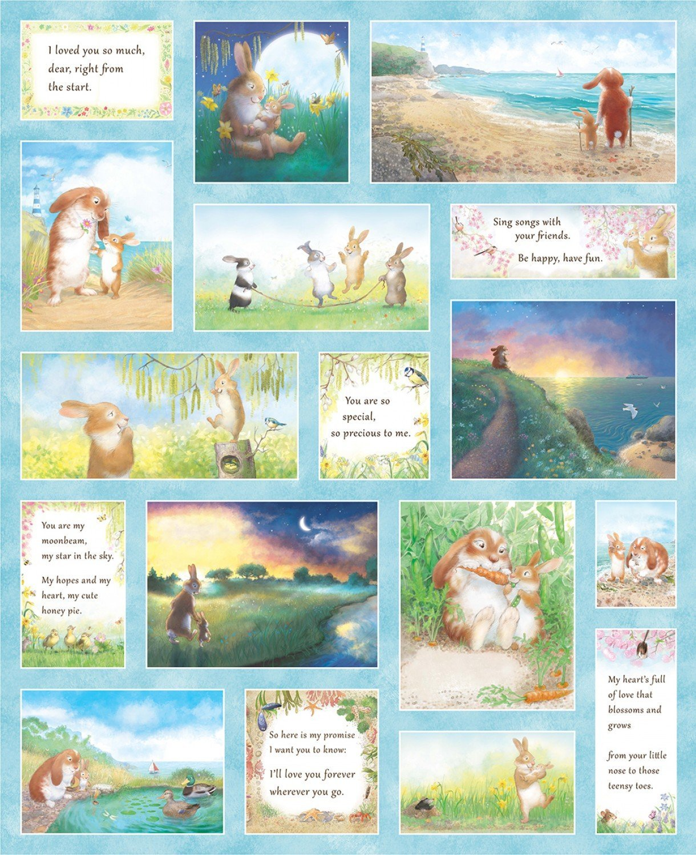 #9 Honey Bunny Panel