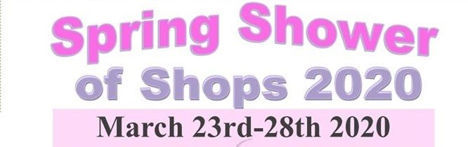 2020 Spring Shower of Shops Tickets