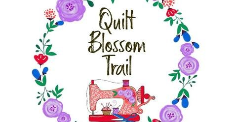 2019 Quilt Blossom Trail Shop Hop Tickets