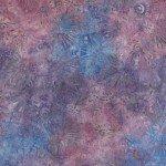 22195 639 purple floral batik