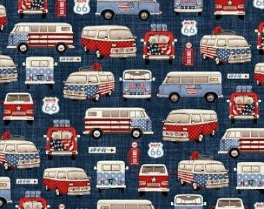 4316 77 Road Trip Buses