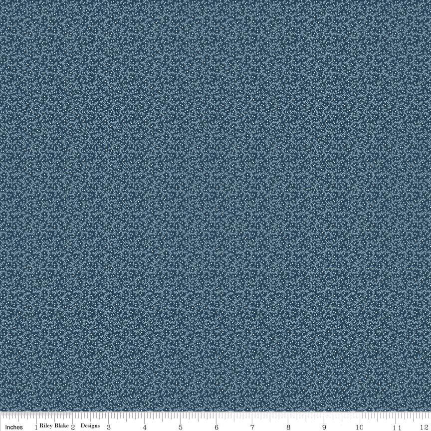 C165-Blue Vine color Blue