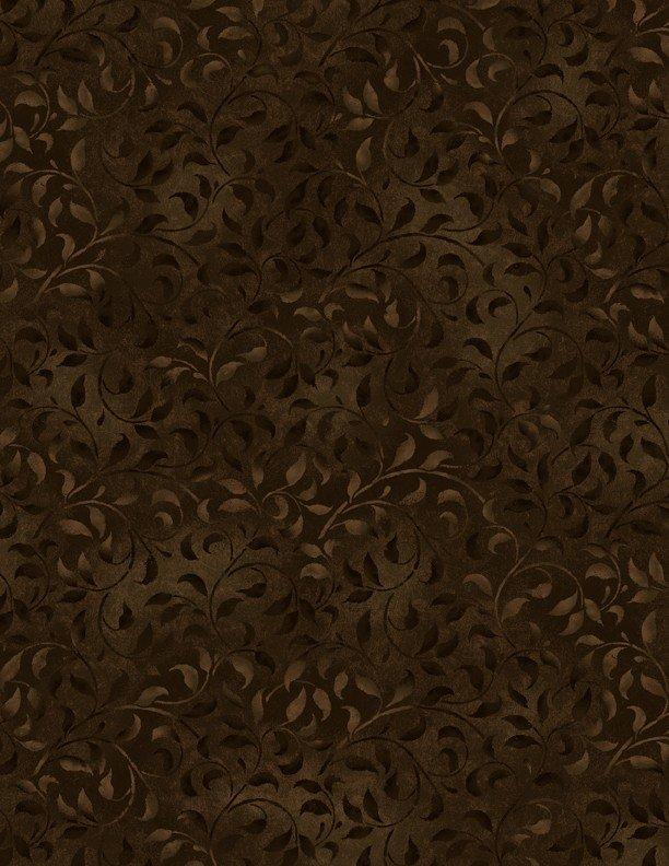 38717 229 Dark Brown Climbing Vines