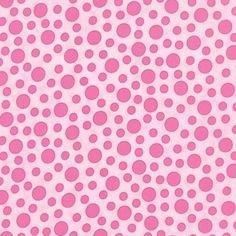 Moda Bandana 22244 16  Party Pink pink w/ medim and large dots in dk pink Modern Prints Me & My Sister Designs