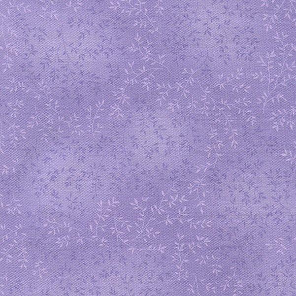 TT Fleur-C4794 Willow Purple Tonal Leaf