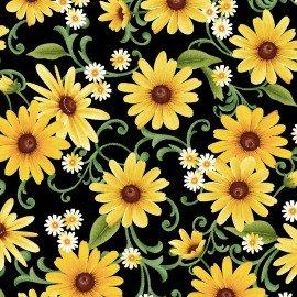SEF4457-99 Farmers Market Sunflowers
