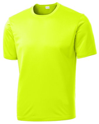 ST350 NY2XL neon yellowSport-TekPosiCharge Competitor Tee. Neon Yelow 2X-Large