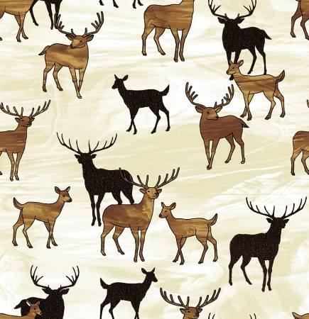 4198-44 Tan Deer
