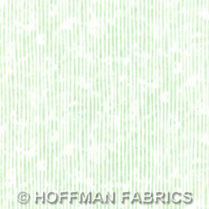 HFMN  The Great Outdoors L7300-554 Blenders Treetop  Green Horizontal Stripe on Green