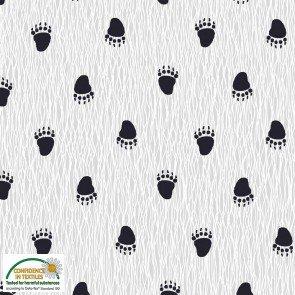 4500 739 Wolly Bear grey Paws