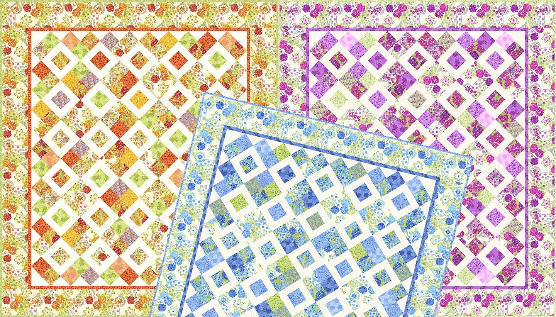 The Ajisai Free Handout Pattern
