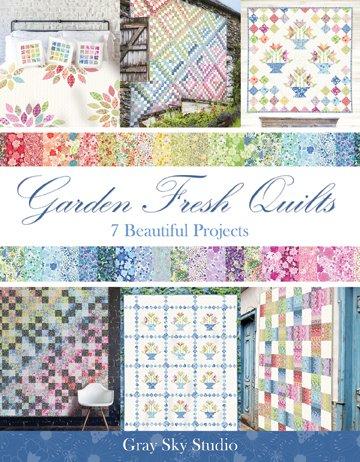Garden Fresh Quilts Book