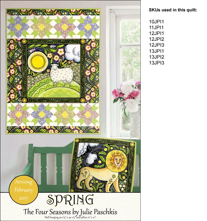 1 - Four Seasons Spring Handout
