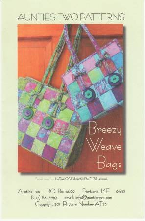 Breezy Weave Bags Pattern