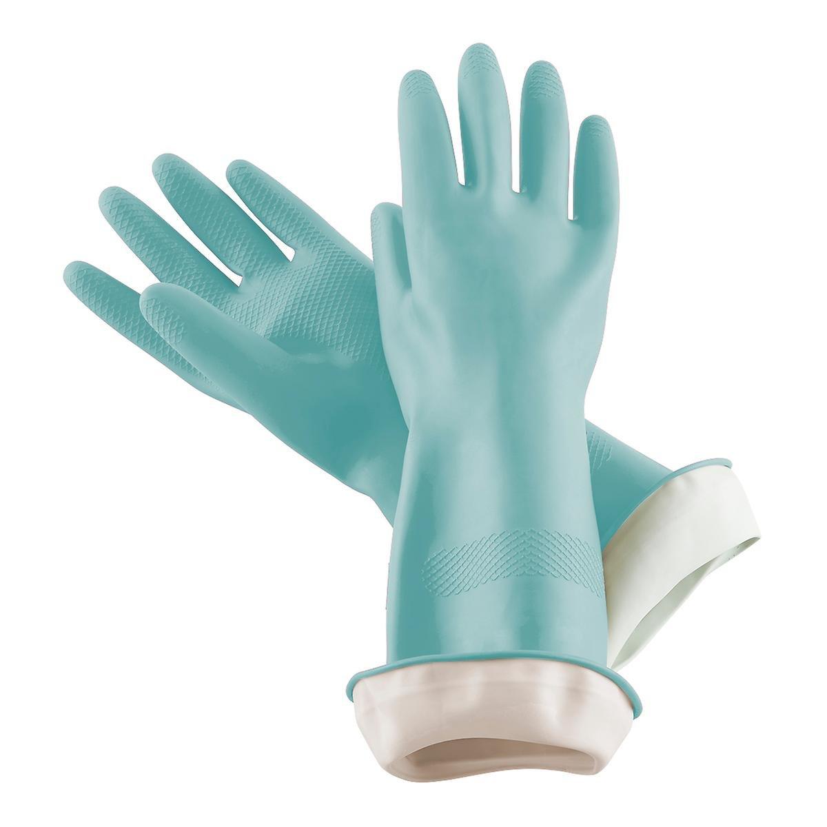 Casabella Waterblock Gloves Blue Medium