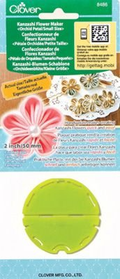 Kanzashi Flower Maker Orchid Petal Small