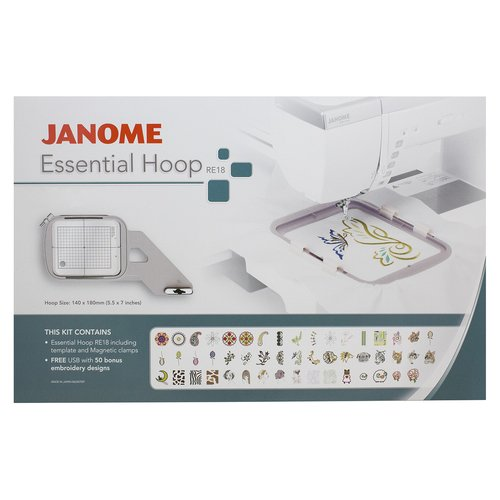 Janome Essential Hoop R18 Kit - 862407018