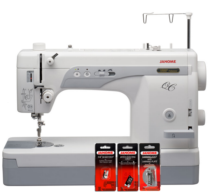 Janome 1600P-QC Sewing Machine