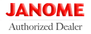 Janome Authorized Dealer