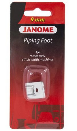 Janome 9MM Piping Foot - 202088004
