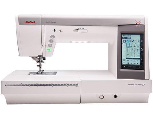 Janome Horizon Memory Craft 9450QCP Professional