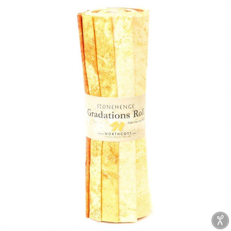 Stonehenge Sunglow Gradations Brights Roll