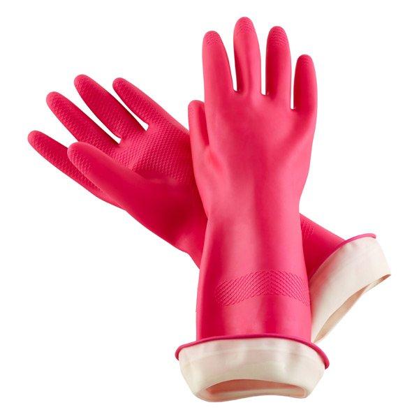 Casabella Waterblock Gloves Pink Medium