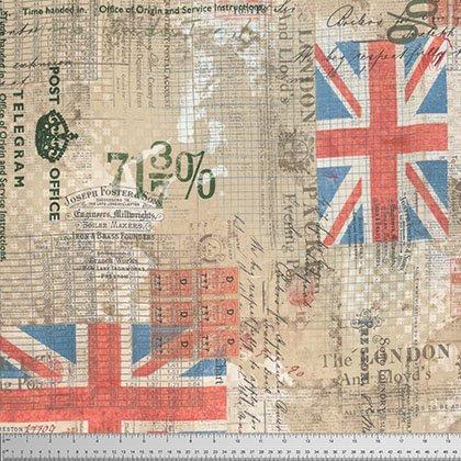 Tim Holtz Correspondence Royal Mail Neutral
