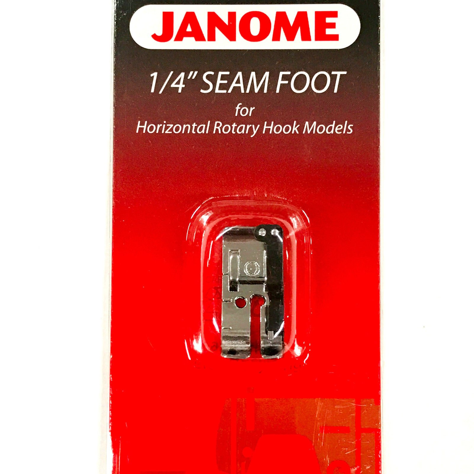 Janome 1/4 Seam Foot - 200318000