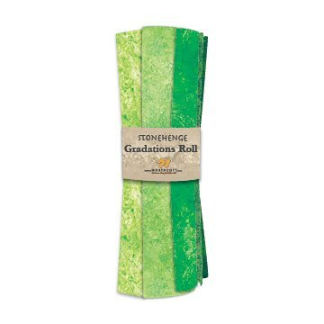 Stonehenge Rainforest Gradations Brights Roll